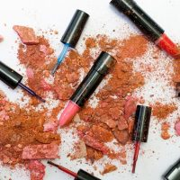 Cold Sores and sharing makeup